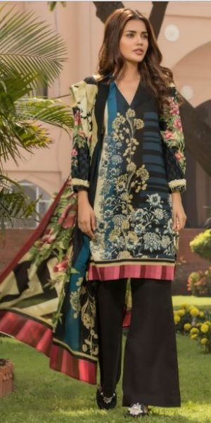 Firdous Summer Lawn Collection 2018 (3)