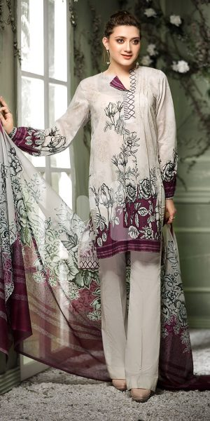 Nihsat Linen Summer Lawn Collection 2018 (1)
