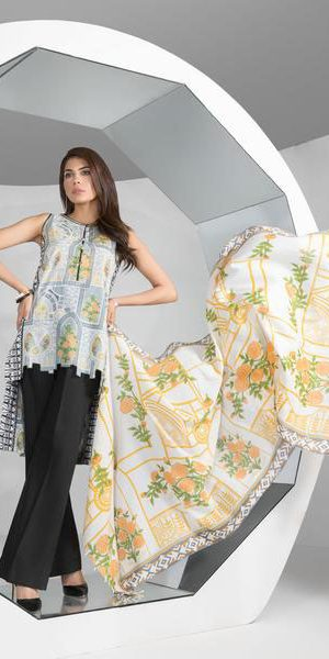 Sapphire Summer Lawn Collection 2018 (3)