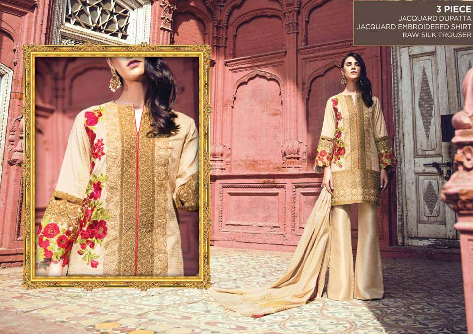 Alkaram Summer Eid Lawn Dresses for Women 2018 Eid Dresses Catalog