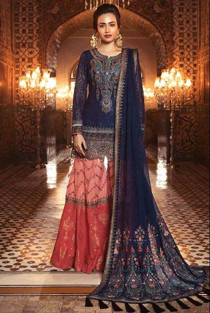 Maria B Newest Formal Festive Eid Collection Stylo Planet