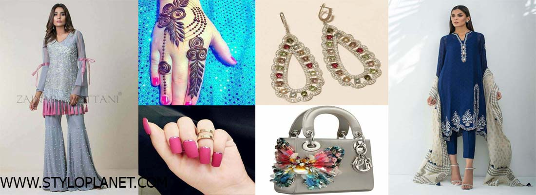 Top 10 Must Follow Fashion Trends Of Girls To Follow This Eid 2018