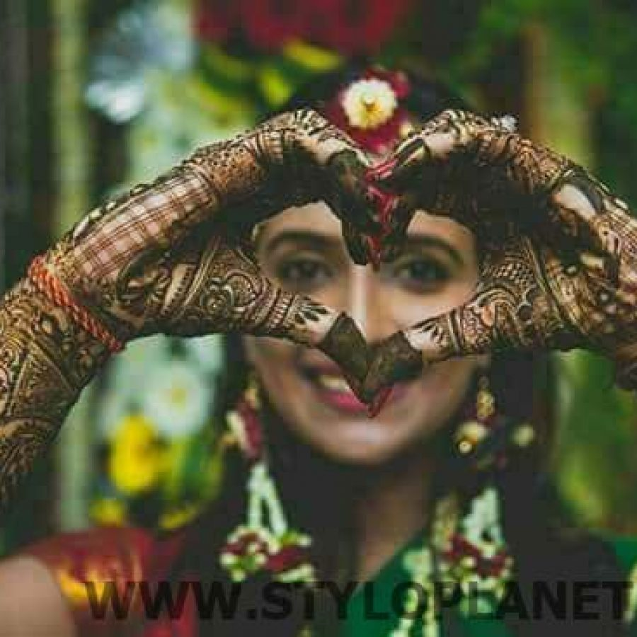 Latest Mehndi Designs For Hands 2018 (5)