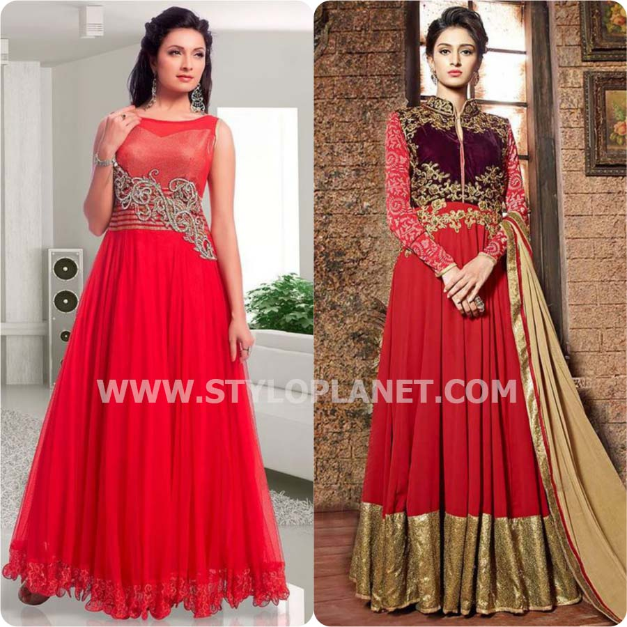 Top 10 Asian Girls Frock Styles and Types Collection 2018-2019