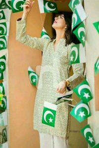 Pakistan Independence Day dresses Designs 2018 (2)