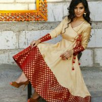 Top 10 Asian Girls Frock Styles and Types Collection 2018-2019 (3)