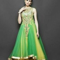 Top 10 Asian Girls Frock Styles and Types Collection 2018-2019 (7)