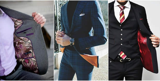 Why Coat Lining is Important-Ideas What kind of Coat  Men Should Wear