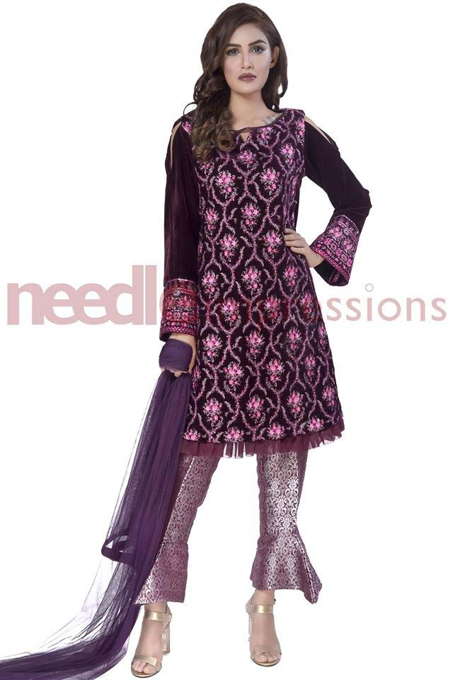 Needle Impressions Winter Velvet Collection Stylo Planet