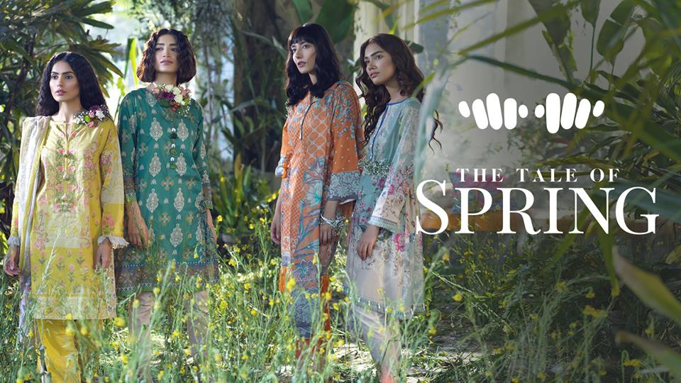 Khaadi Latest Ready To Wear Summer Lawn Collection for Women 2019-2020