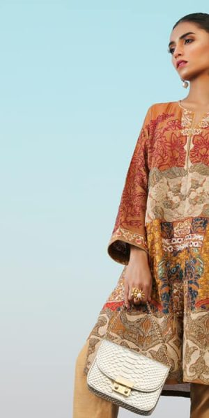 Sana Safinaz Latest Ready To Wear Summer Dresses Collection 2019 (15)