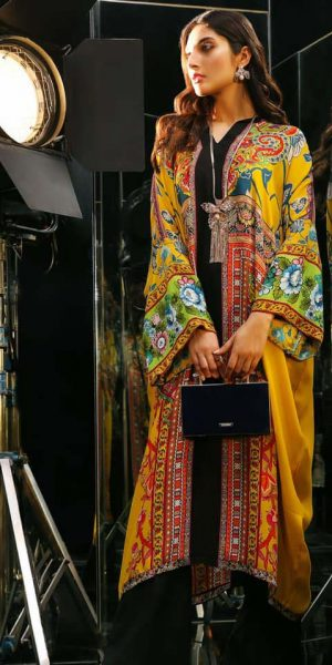Sana Safinaz Latest Ready To Wear Summer Dresses Collection 2019 (3)