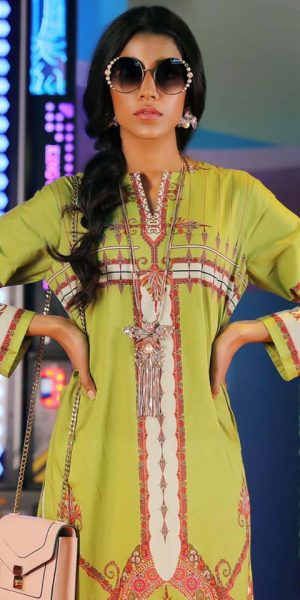 Sana Safinaz Latest Ready To Wear Summer Dresses Collection 2019 (7)