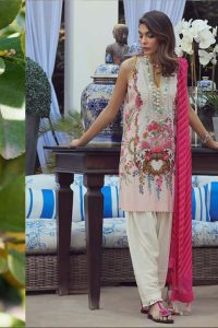Sana Safinaz Latest Unstitch & Ready To Wear Summer Dresses Collection 2019 (1)