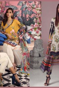 Sana Safinaz Latest Unstitch & Ready To Wear Summer Dresses Collection 2019 (10)