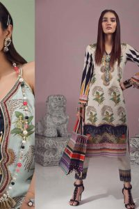 Sana Safinaz Latest Unstitch & Ready To Wear Summer Dresses Collection 2019 (11)