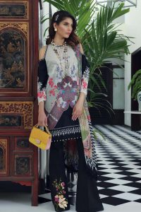 Sana Safinaz Latest Unstitch & Ready To Wear Summer Dresses Collection 2019 (12)
