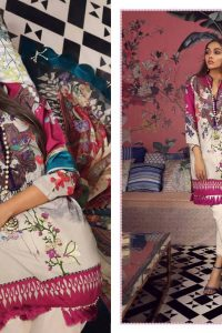Sana Safinaz Latest Unstitch & Ready To Wear Summer Dresses Collection 2019 (13)