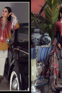 Sana Safinaz Latest Unstitch & Ready To Wear Summer Dresses Collection 2019 (2)