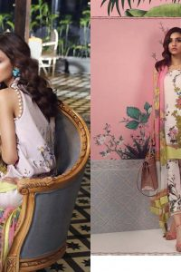 Sana Safinaz Latest Unstitch & Ready To Wear Summer Dresses Collection 2019 (7)