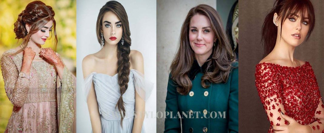 Eid HairStyle IDEAS