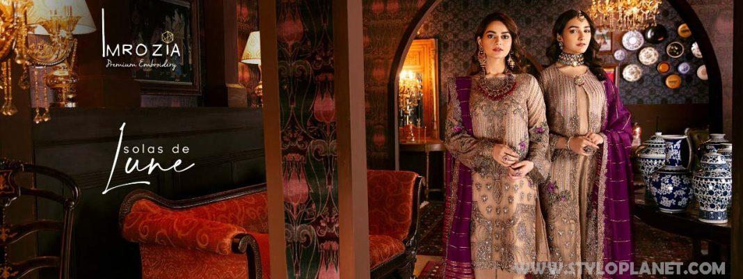 Imrozia Premium Embridered Dresses