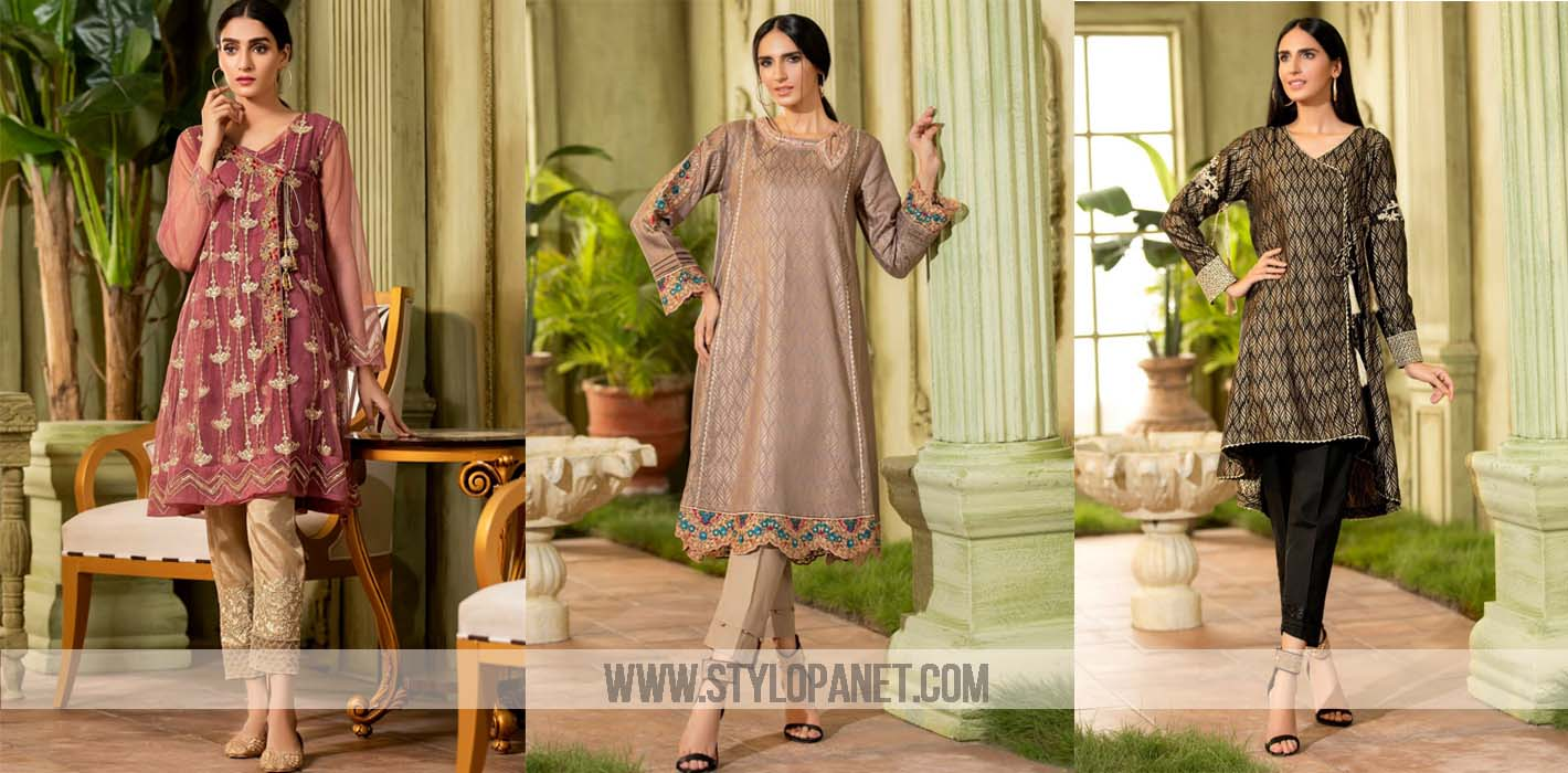 Kross Kulture Luxury Embroidered Ready To Wear Dresses