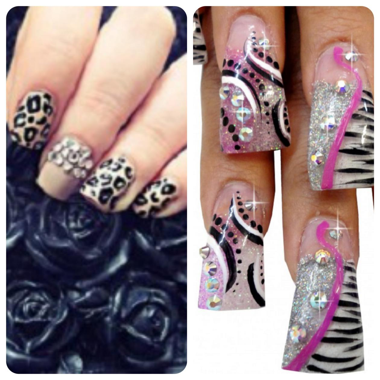 Animal_style_nail_art_new_design