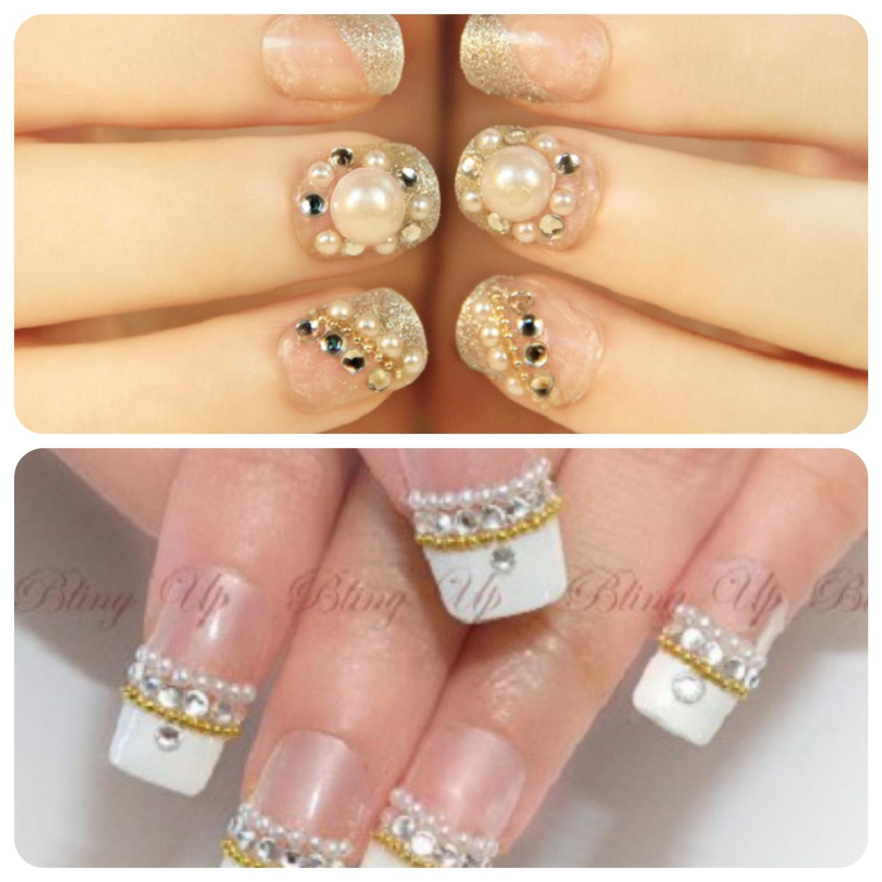 French_style_nail_art
