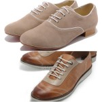 Men causal laceup shoes 5