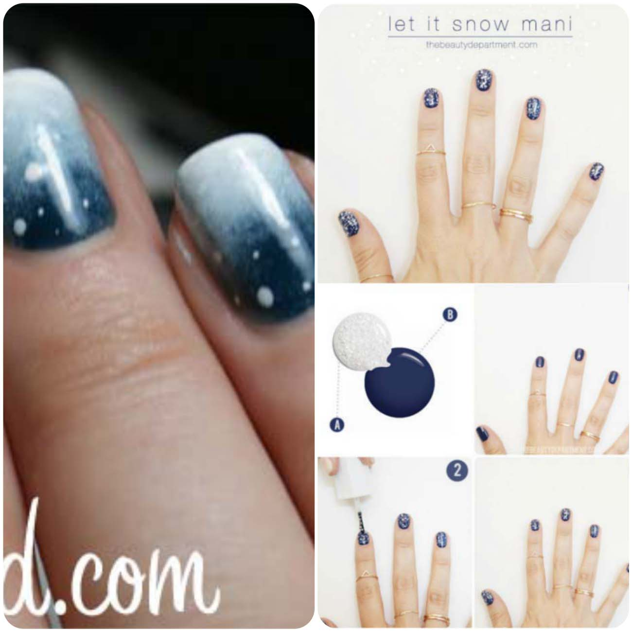 Charistmas Winter Nail art designs (19)_Fotor_Collage