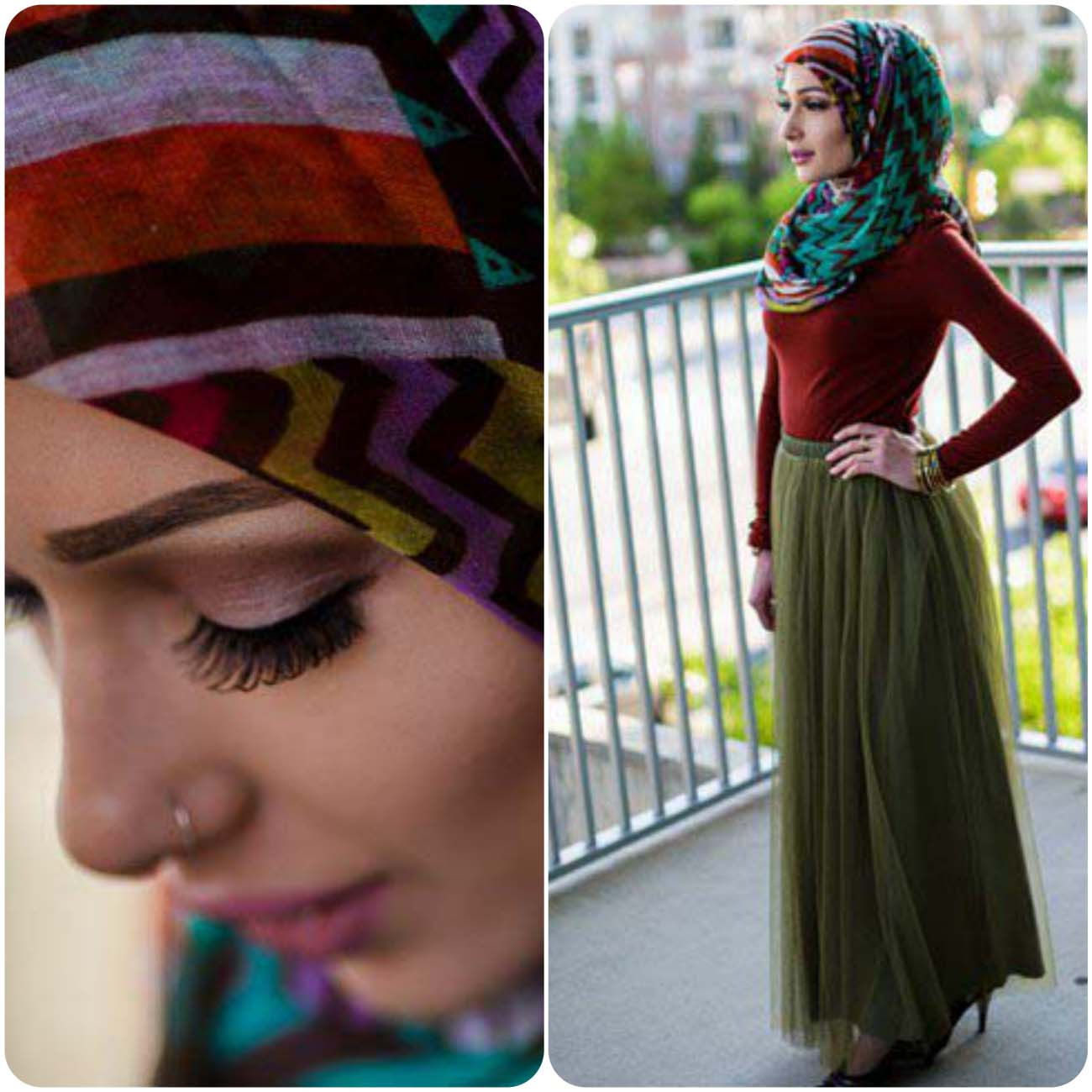 Hijaba and abaya 2016...styloplanet (1)