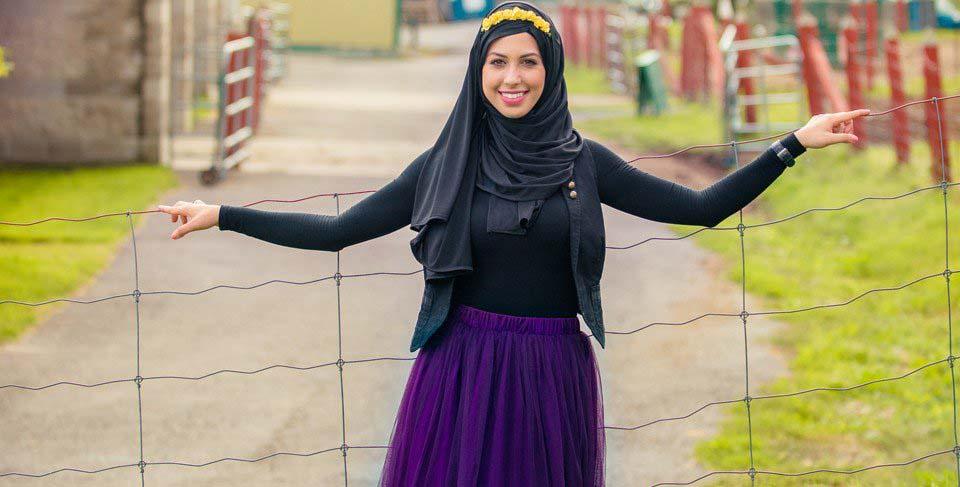 Hijab & Abaya in muslim countries