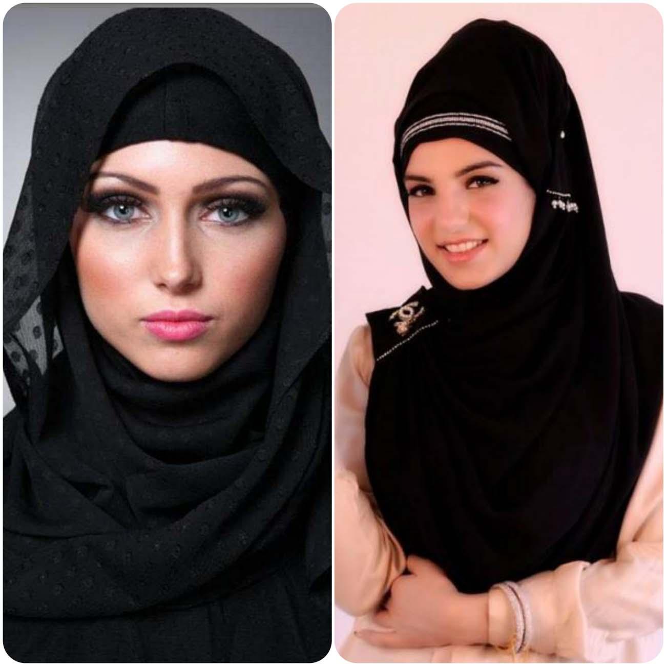 Hijaba and abaya 2016...styloplanet (7)