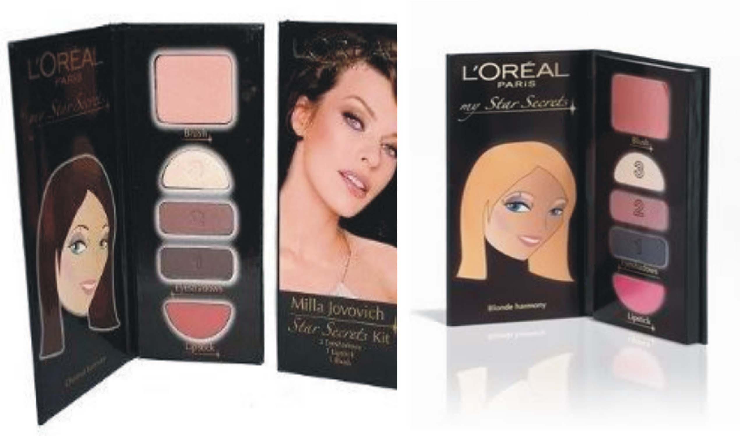 L'Oreal paris makeup kit for ladies