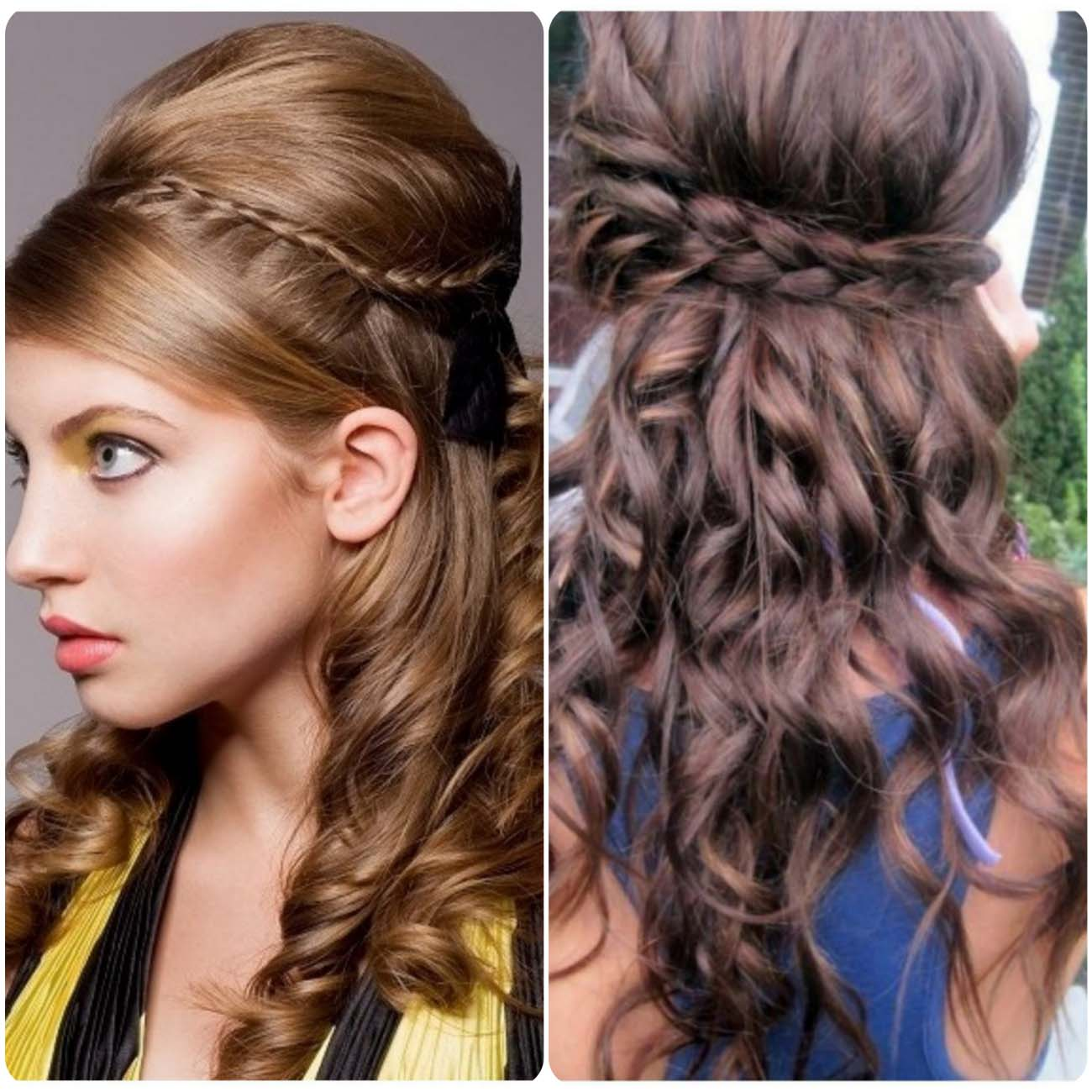 to 10 winter hairstyles