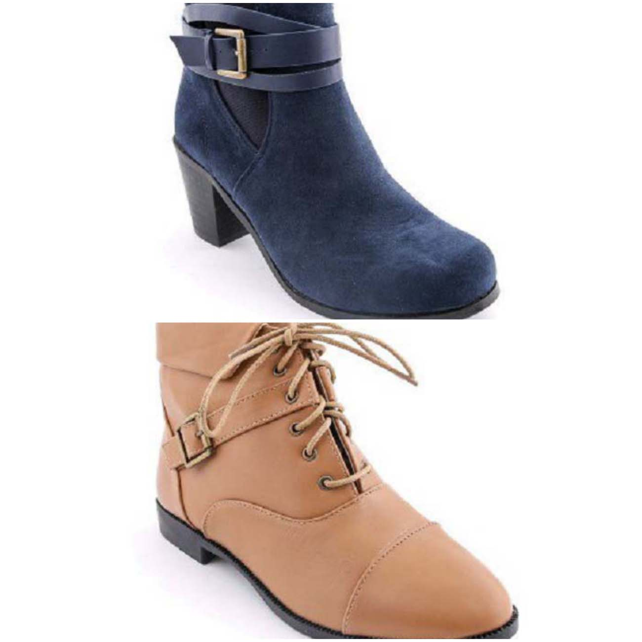 Latest pumps and Boots Collection By Stylo Shoes | Stylo