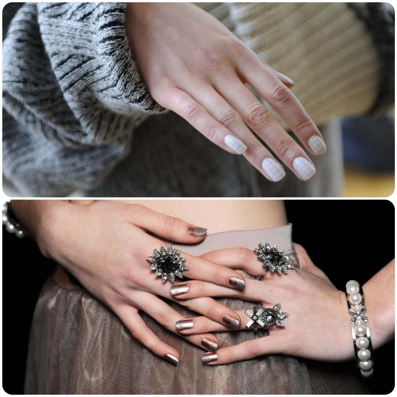 Winter Nail art_Fotcor_Collage