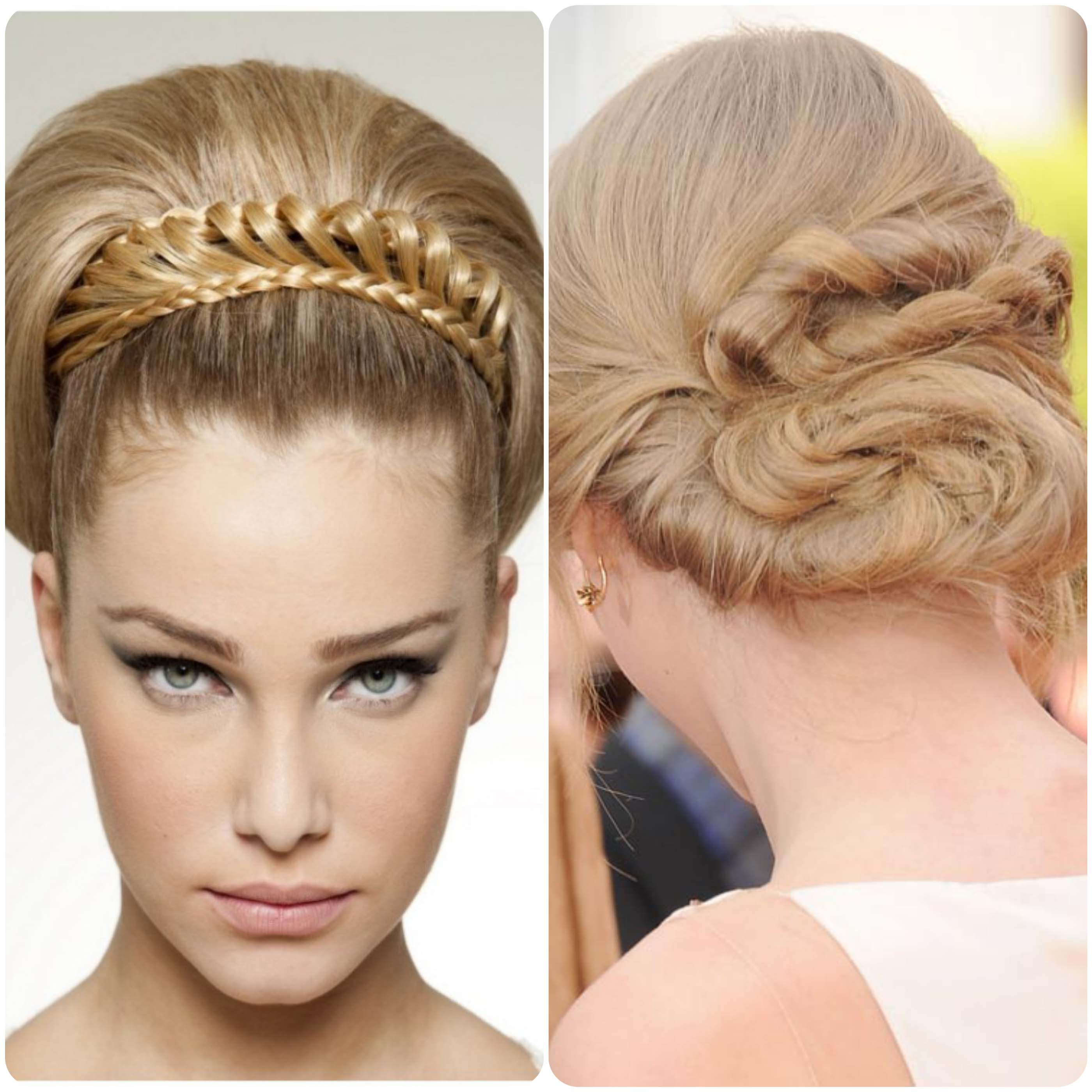 Exlusive winter hairstyles to 10...