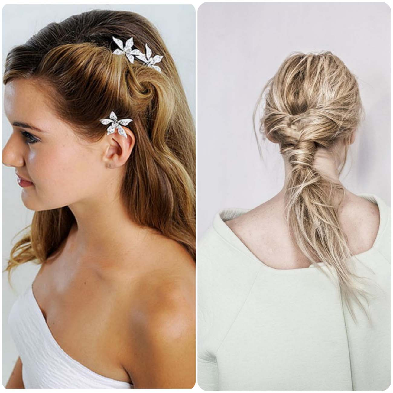lush-fab-glam_com easy diy hairstyles to get you ready and our the door in less than 5 mins bv26_Fotor_Collage