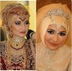 Latest Bridal Hijab Dresses Designs & Styles Collection 2016-2017…styloplanet (19)