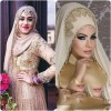 Latest Bridal Hijab Dresses Designs & Styles Collection 2016-2017…styloplanet (3)