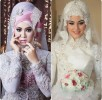 Latest Bridal Hijab Dresses Designs & Styles Collection 2016-2017…styloplanet (7)