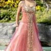 Latest anarkali lehnega choli dresses…. styloplanet (7)