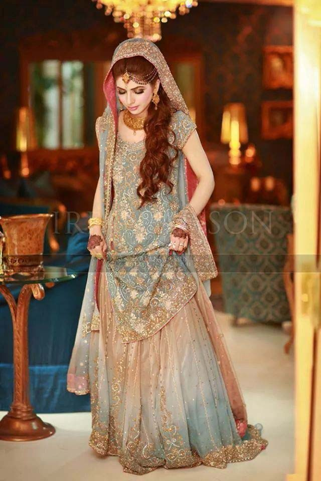 Latest pakistani bridal dresses 2016 2017 stylo planet Pakistani fashion designers