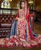 Pakistani Bridal Lehenga Dresses Designs Collection 2016-2017…styloplanet (6)