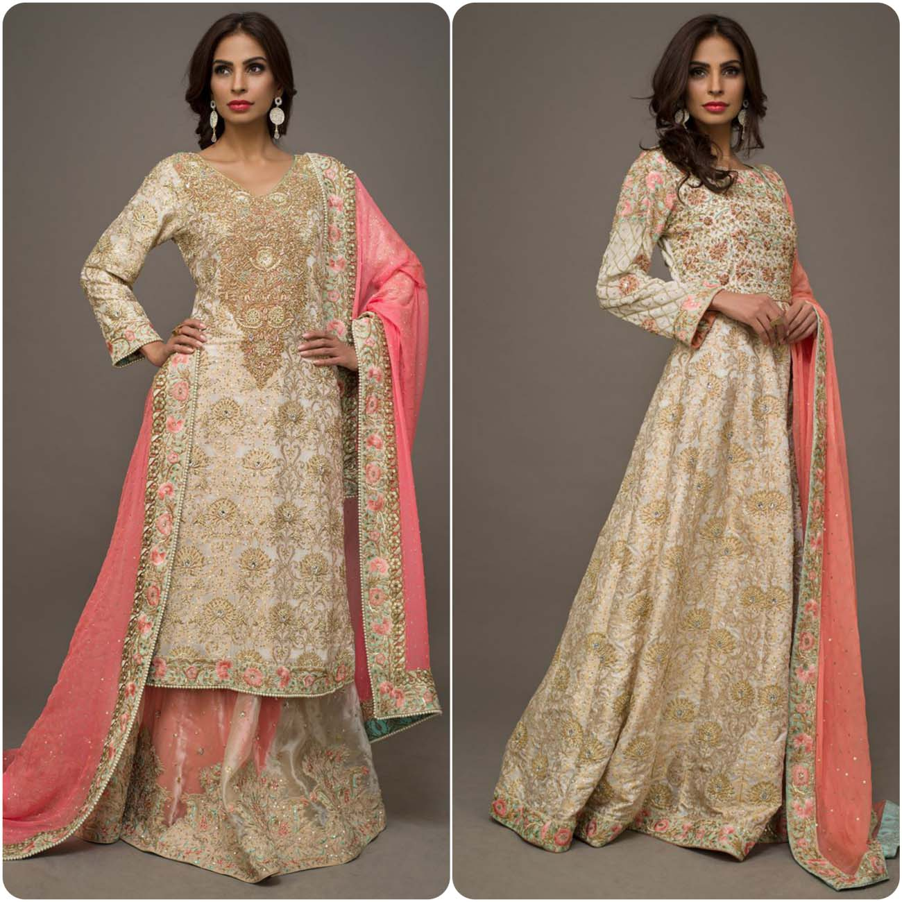 latest bridal dresses