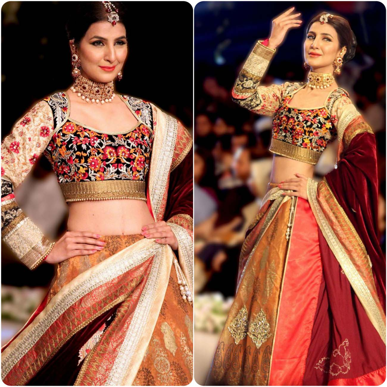 Deepak perwani Wedding Dresses Collection Fo Women 2016-2017...styloplanet (12)