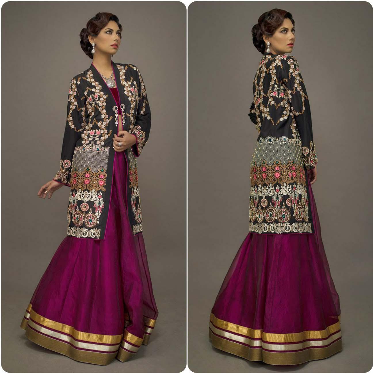 Deepak perwani Wedding Dresses Collection Fo Women 2016-2017...styloplanet (19)