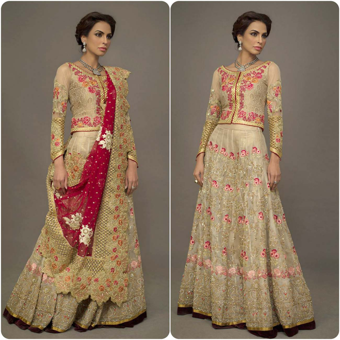 Deepak perwani Wedding Dresses Collection Fo Women 2016-2017...styloplanet (4)